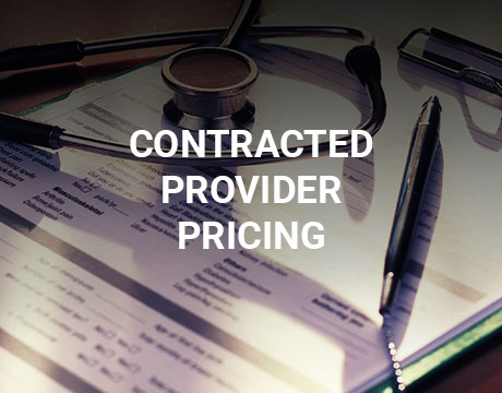 Contracted Provider Pricing